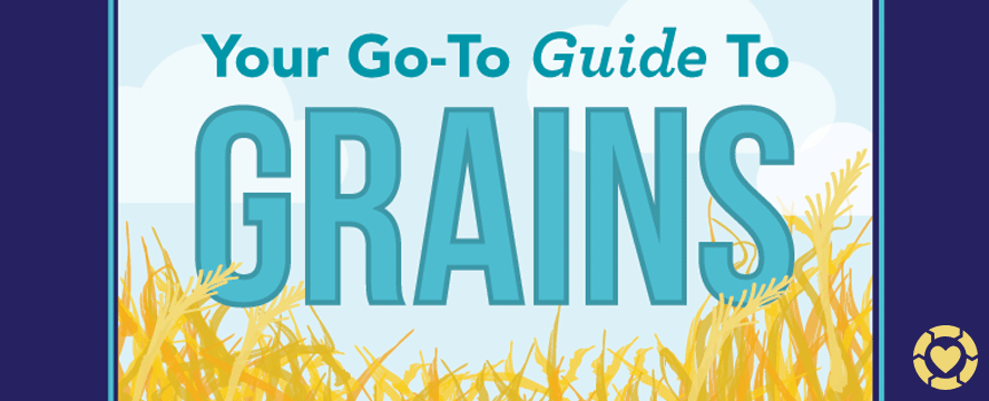 Guide to Grains [Infographic] | ecogreenlove