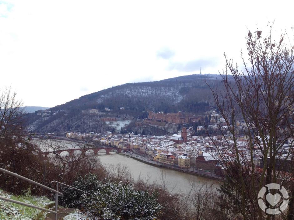Snowy Heidelberg | ecogreenlove