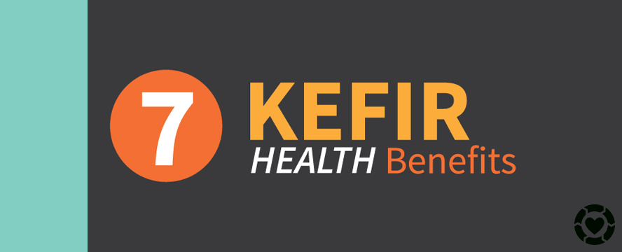 Health Benefits of Kefir [Infographic] | ecogreenlove