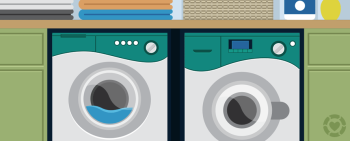 Green Your Laundry Routine [Infographic] | ecogreenlove