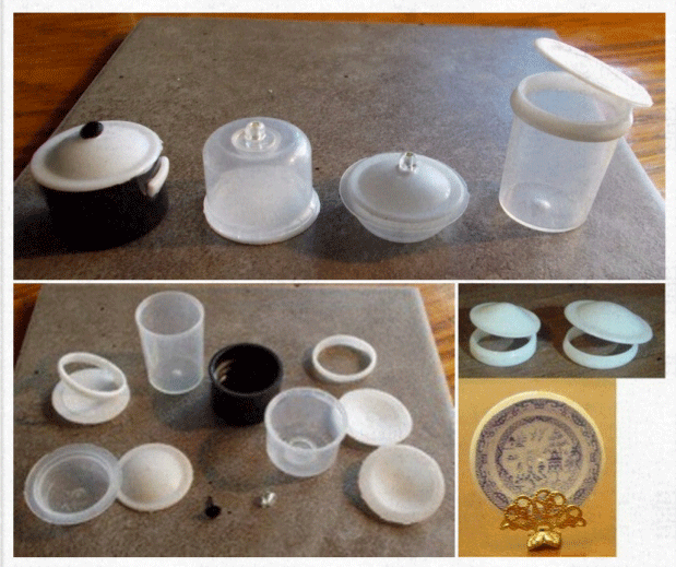 Reusing Plastic Pull Tabs   ecogreenlove