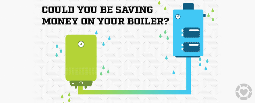 Could You Be Saving Money On Your Boiler? [Infographic] | ecogreenlove