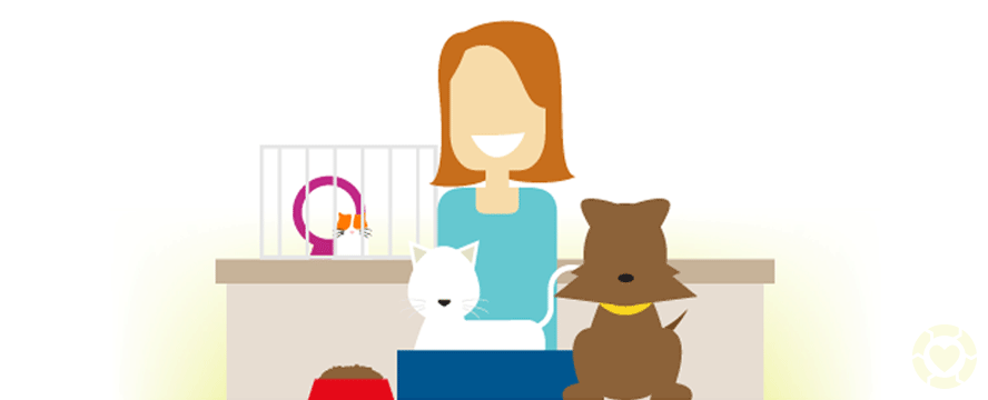 Having Pets Health Benefits [Infographic] | ecogreenlove