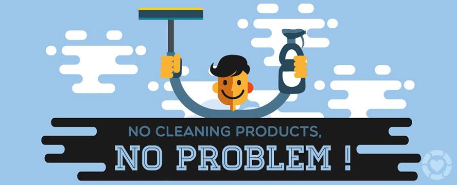 Cleaning Hacks [Infographic]   ecogreenlove