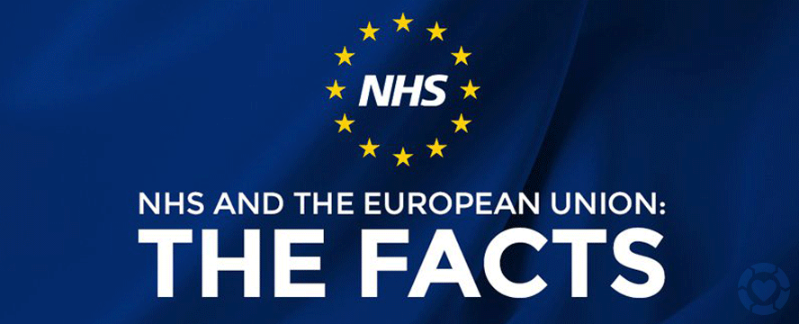 Does the NHS need the European Union? [Infographic] | ecogreenlove