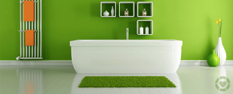 How to create an Eco Friendly Bathroom [SlideShare] | ecogreenlove