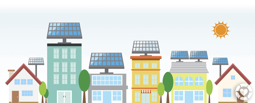 Environmental Benefits of Solar Panels [Infographic] | ecogreenlove