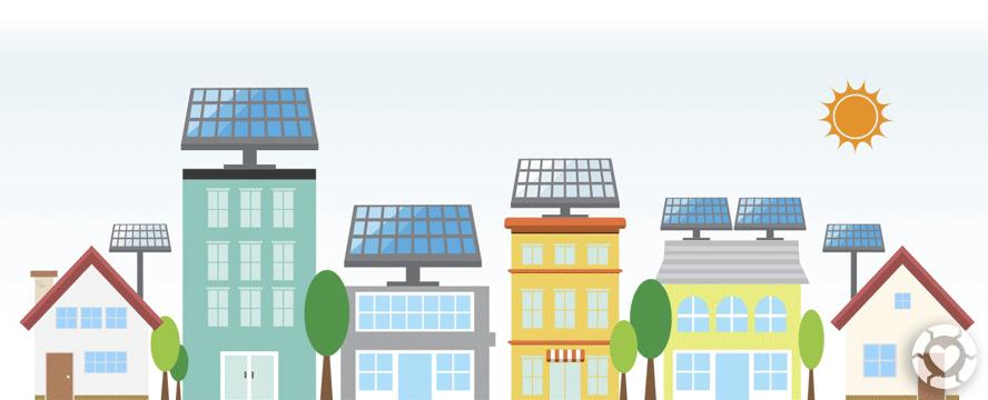 Environmental Benefits of Solar Panels [Infographic] | ecogreenlove