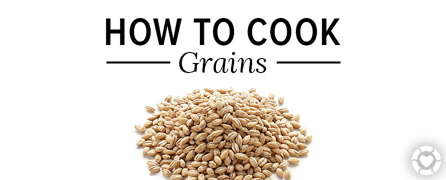 A Guide to Cooking Grains | ecogreenlove
