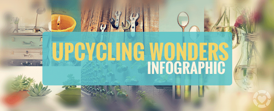 Upcycling Wonders [Infographic] | ecogreenlove