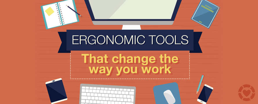 Ergonomic Tools for your Office [Infographic] | ecogreenlove