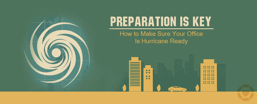 How to Prepare your Office for a Hurricane [Infographic] | ecogreenlove