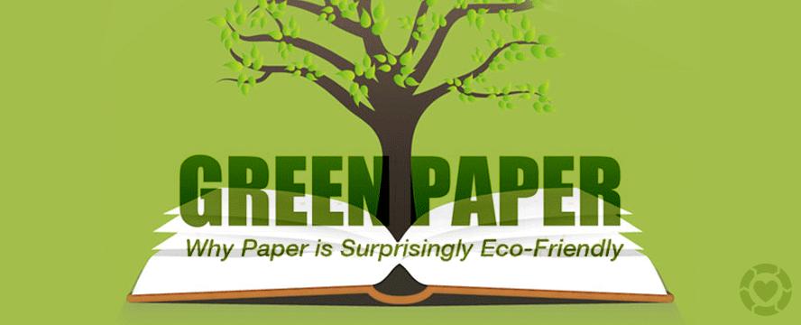 Green Paper [Infographic] | ecogreenlove