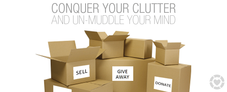 Mindful Decluttering [Infographic] | ecogreenlove