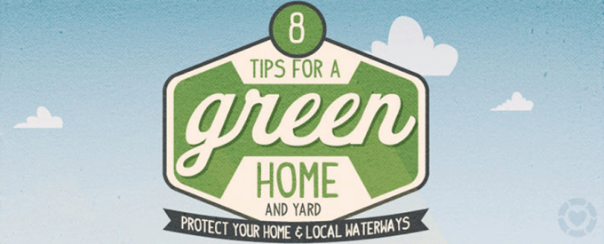 Tips for a Green Home [Infographic] | ecogreenlove