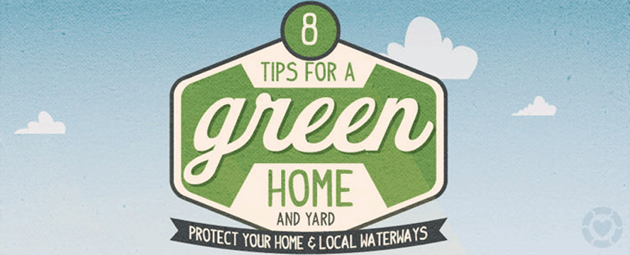 Tips for a Green Home [Infographic]   ecogreenlove