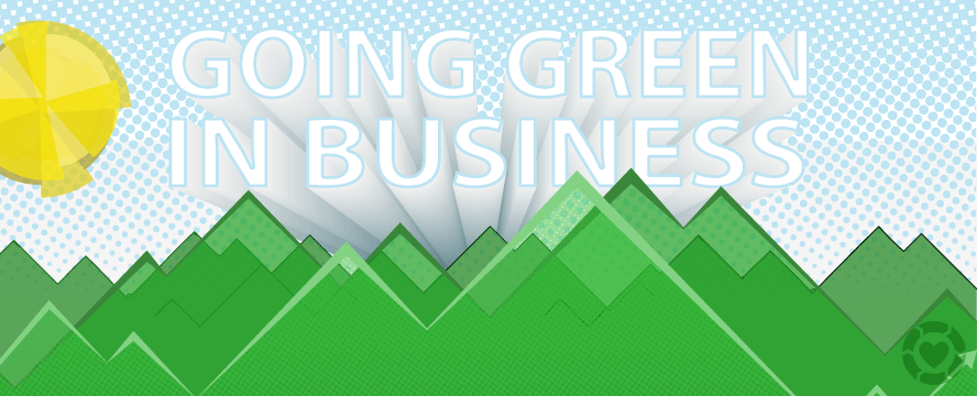 Benefits of Going Green in Business [Infographic] | ecogreenlove