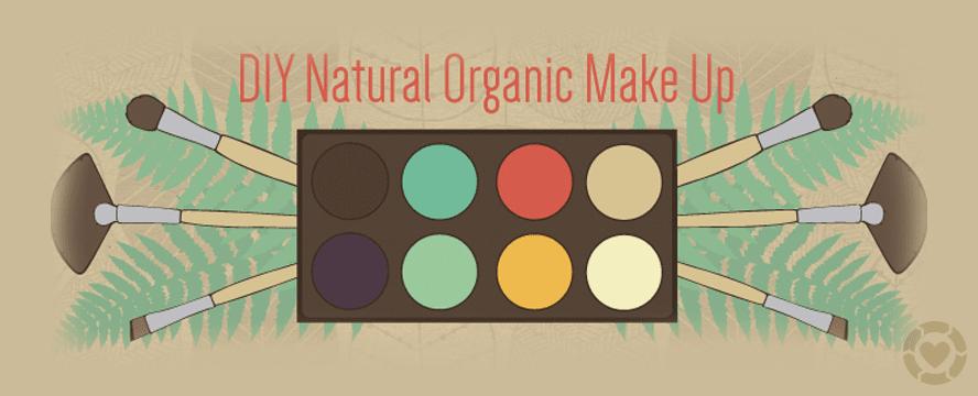 DIY Organic Cosmetics [Infographic] | ecogreenlove