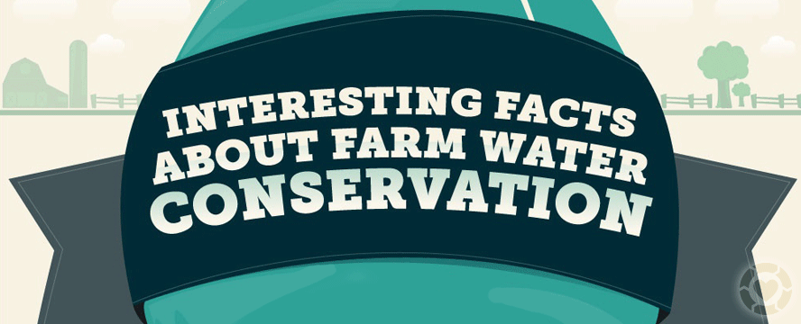 Water Farm Conservation [Infographic] | ecogreenlove