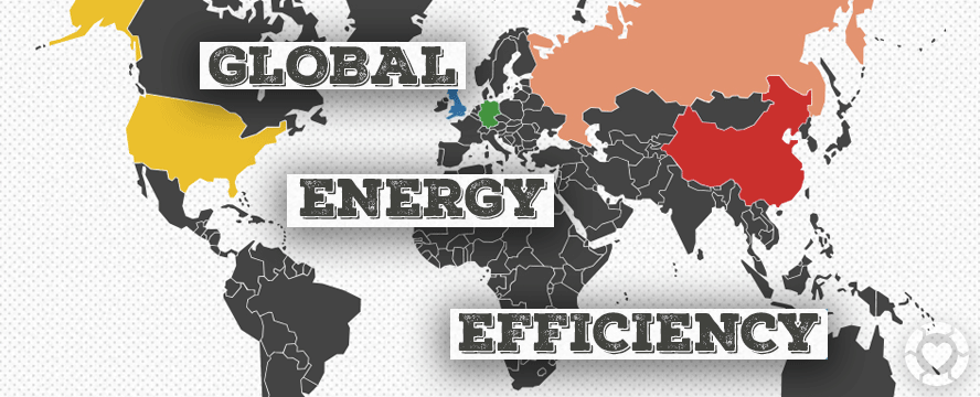 Global Energy Efficiency [Infographic] | ecogreenlove