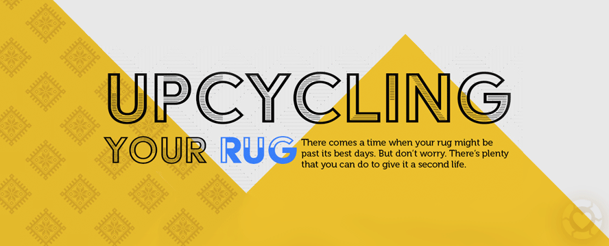 Upcycling your Rug [Infographic] | ecogreenlove
