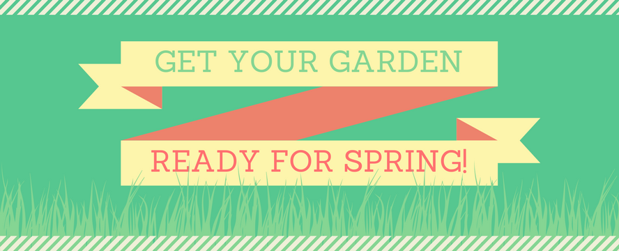 Get your Garden ready for Spring [Infographic] | ecogreenlove