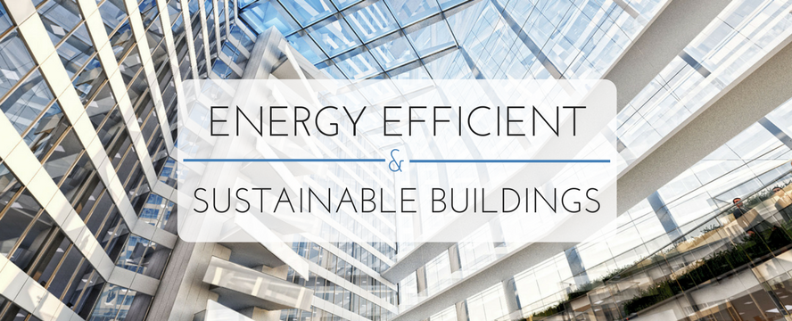 Energy Efficient and Sustainable Buildings [Infographic] | ecogreenlove
