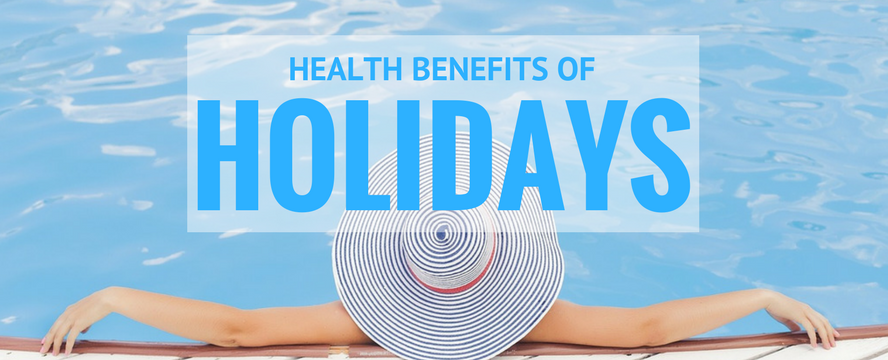 Health Benefits of taking a Holiday [Infographic] | ecogreenlove