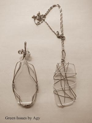 Repurposed Eyeglasses pendant • Creative Ways to Repurpose Eyeglasses   ecogreenlove