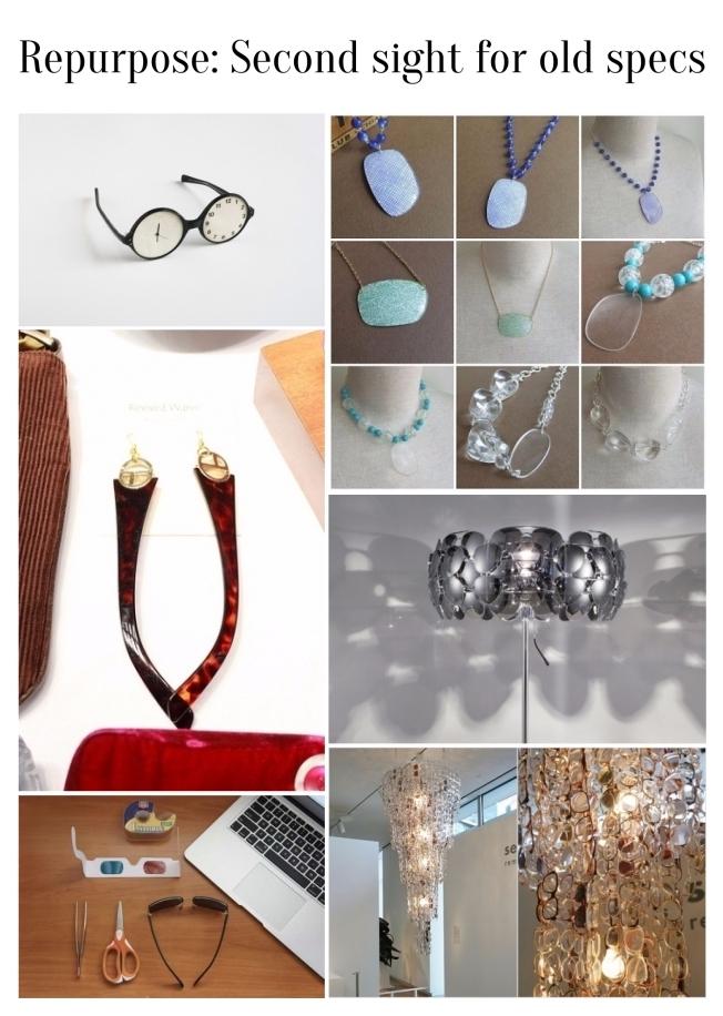 Creative Ways to Repurpose Eyeglasses   ecogreenlove