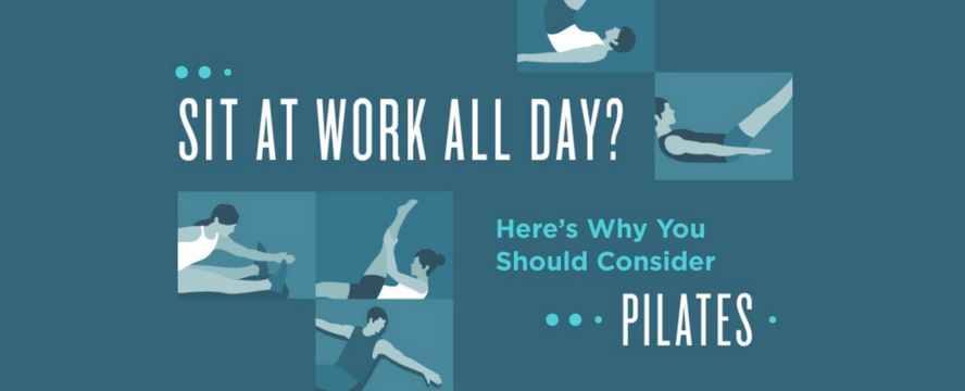 Pilates Moves to add to your Routine [Infographic] | ecogreenlove