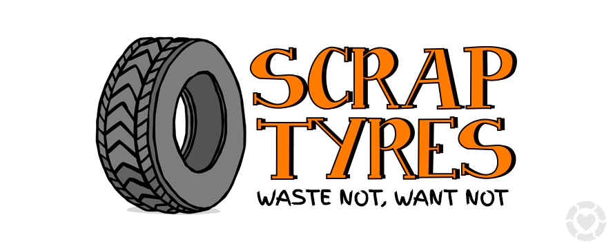 Waste Not: Scrap Tyres [Infographic] | ecogreenlove