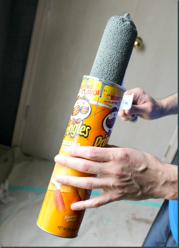 Painting hack • Creative Ways to Repurpose Pringles tube cans | ecogreenlove