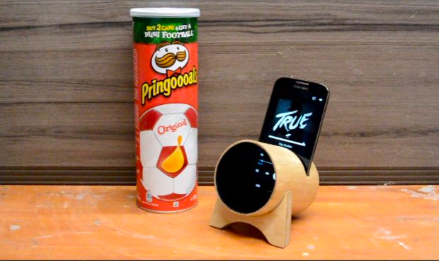 Pringles Amplifier • Creative Ways to Repurpose Pringles can tubes | ecogreenlove