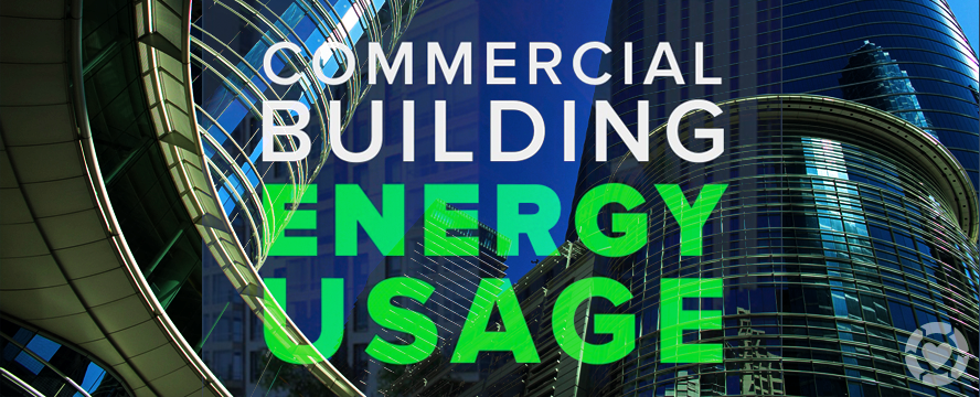 Commercial Building Energy Usage [Infographic] | ecogreenlove