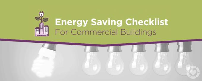 Energy Saving [Checklist] | ecogreenlove