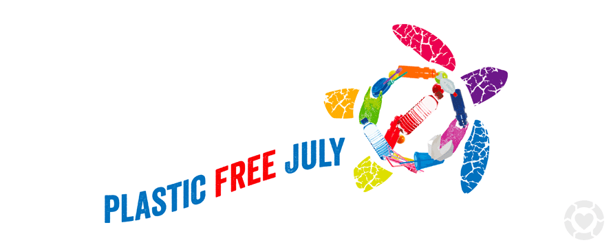 Plastic Free July | ecogreenlove