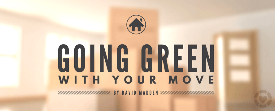 Going Green with your Move [Infographic] | ecogreenlove