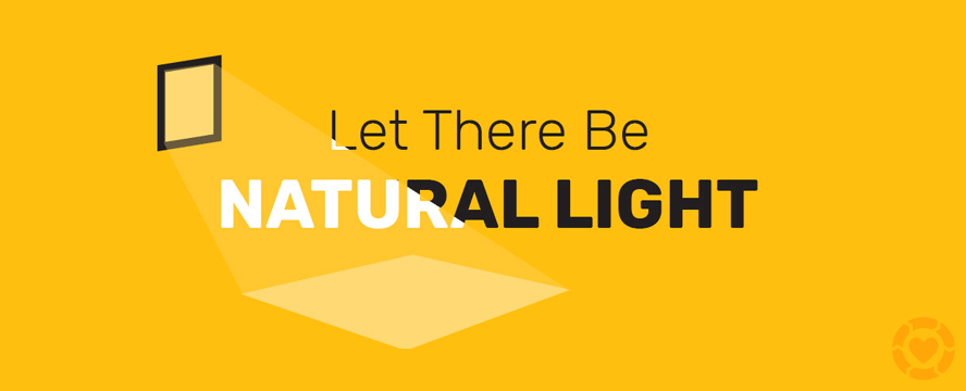Natural Light Benefits [Infographic] | ecogreenlove