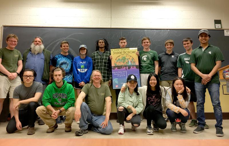 MSU Greenhouse Project | ecogreenlove