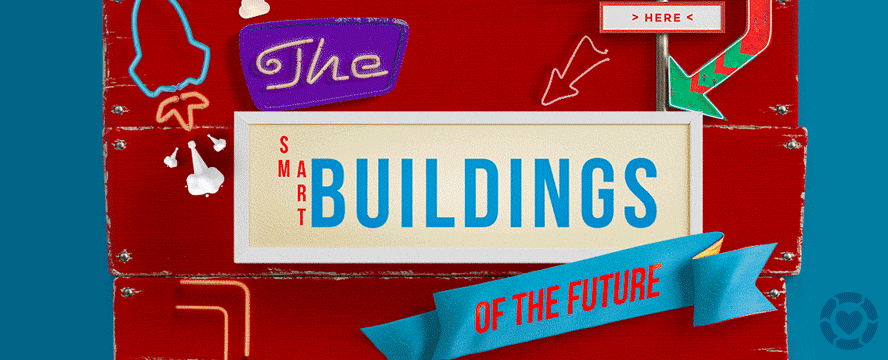 The Smart Buildings of the Future [Infographic] | ecogreenlove