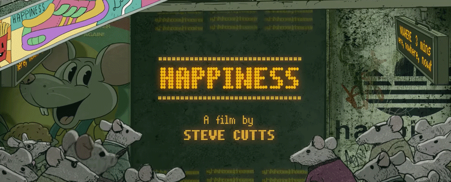 Happiness [Animation] | ecogreenlove