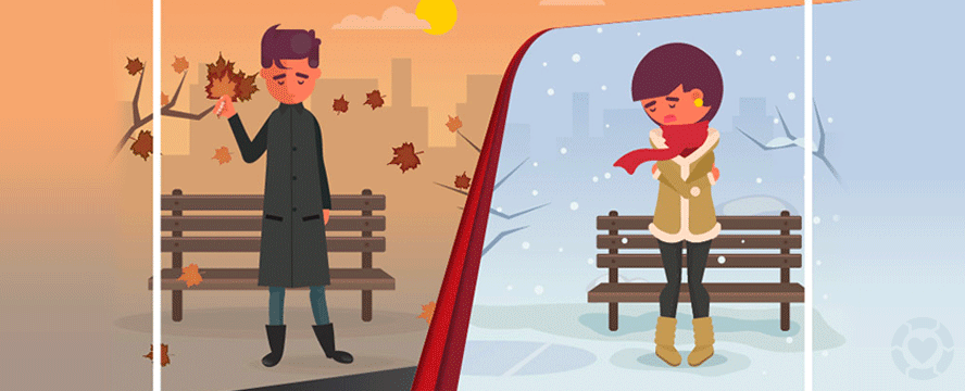 What is Seasonal Affective Disorder (S.A.D.) [Infographic] | ecogreenlove