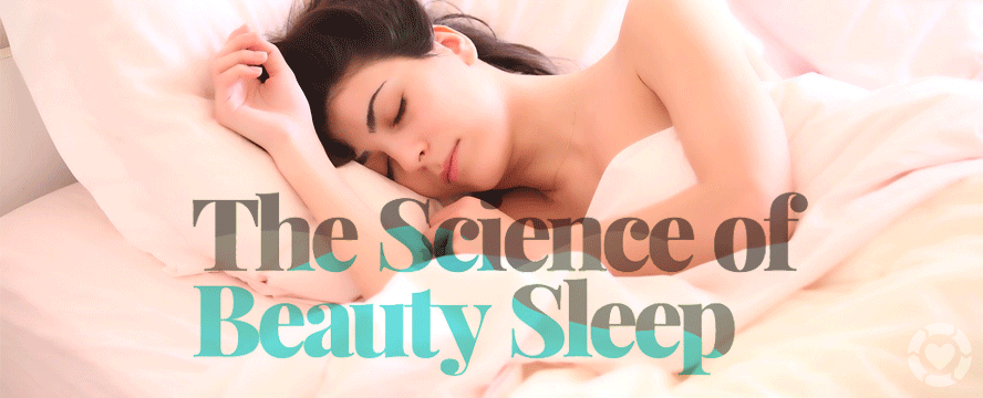The Science behind Beauty Sleep [Infographic] | ecogreenlove