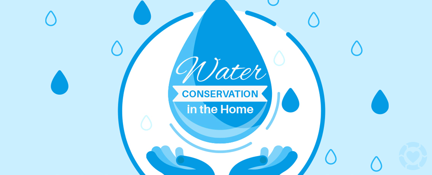 Water Conservation in the Home [Infographic]