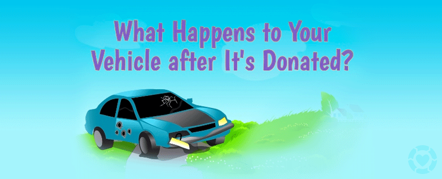 What happens when you donate a Vehicle? [Infographic]