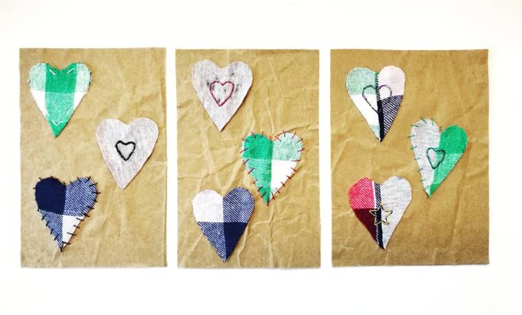 Repurposed hearts | ecogreenlove