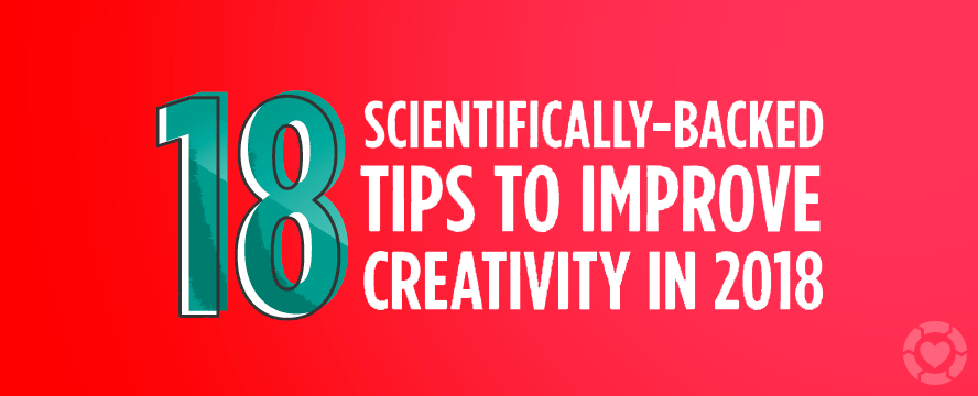 Science-backed ways to Improve Creativity [Infographic] | ecogreenlove