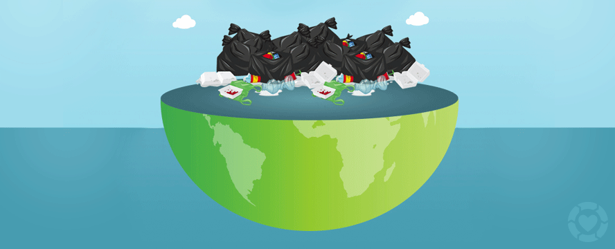 The Price of Litter [Infographic] | ecogreenlove