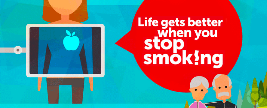Life gets better when you Quit Smoking [Infographic]